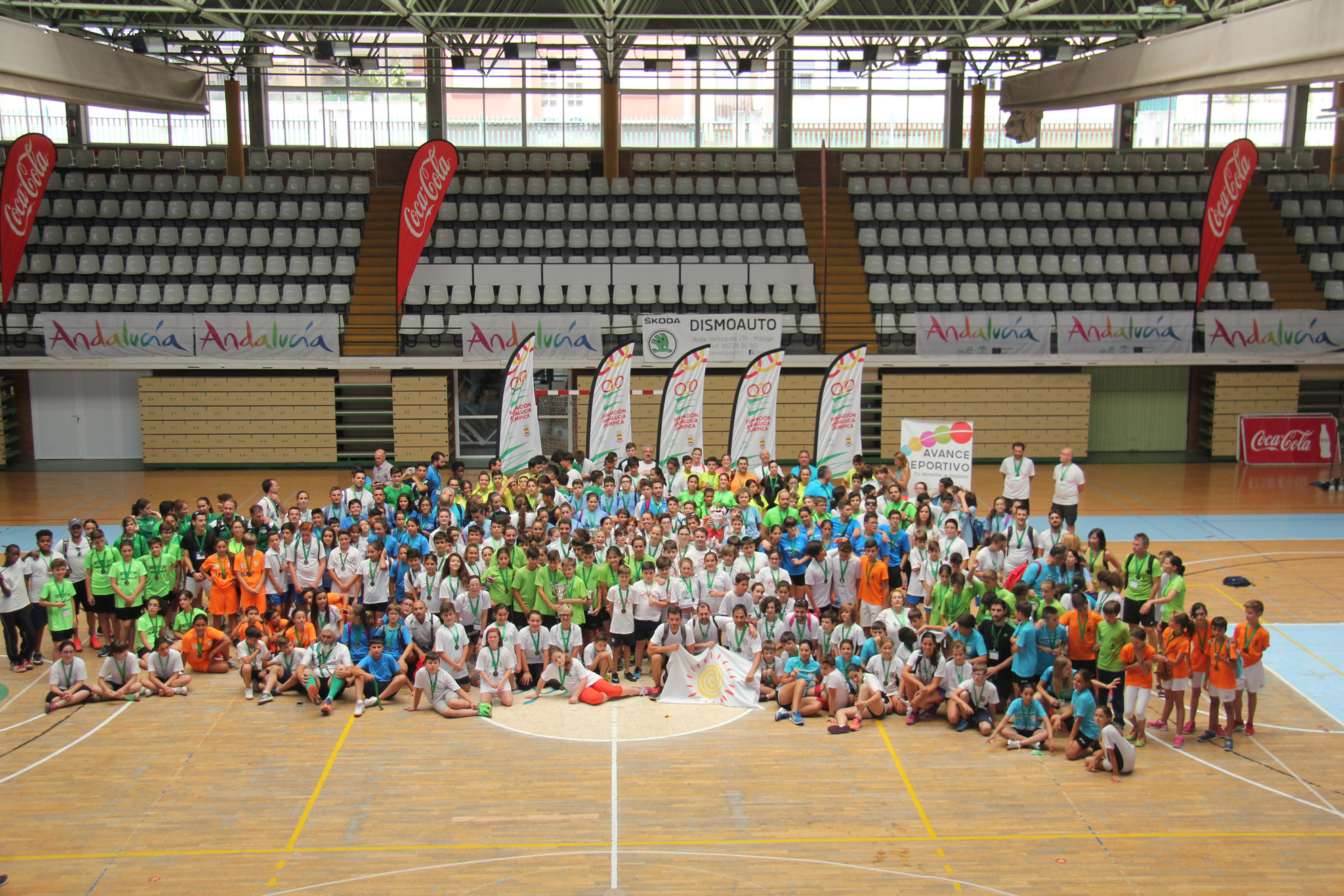 Clausurada la Olimpiada Escolar 2016