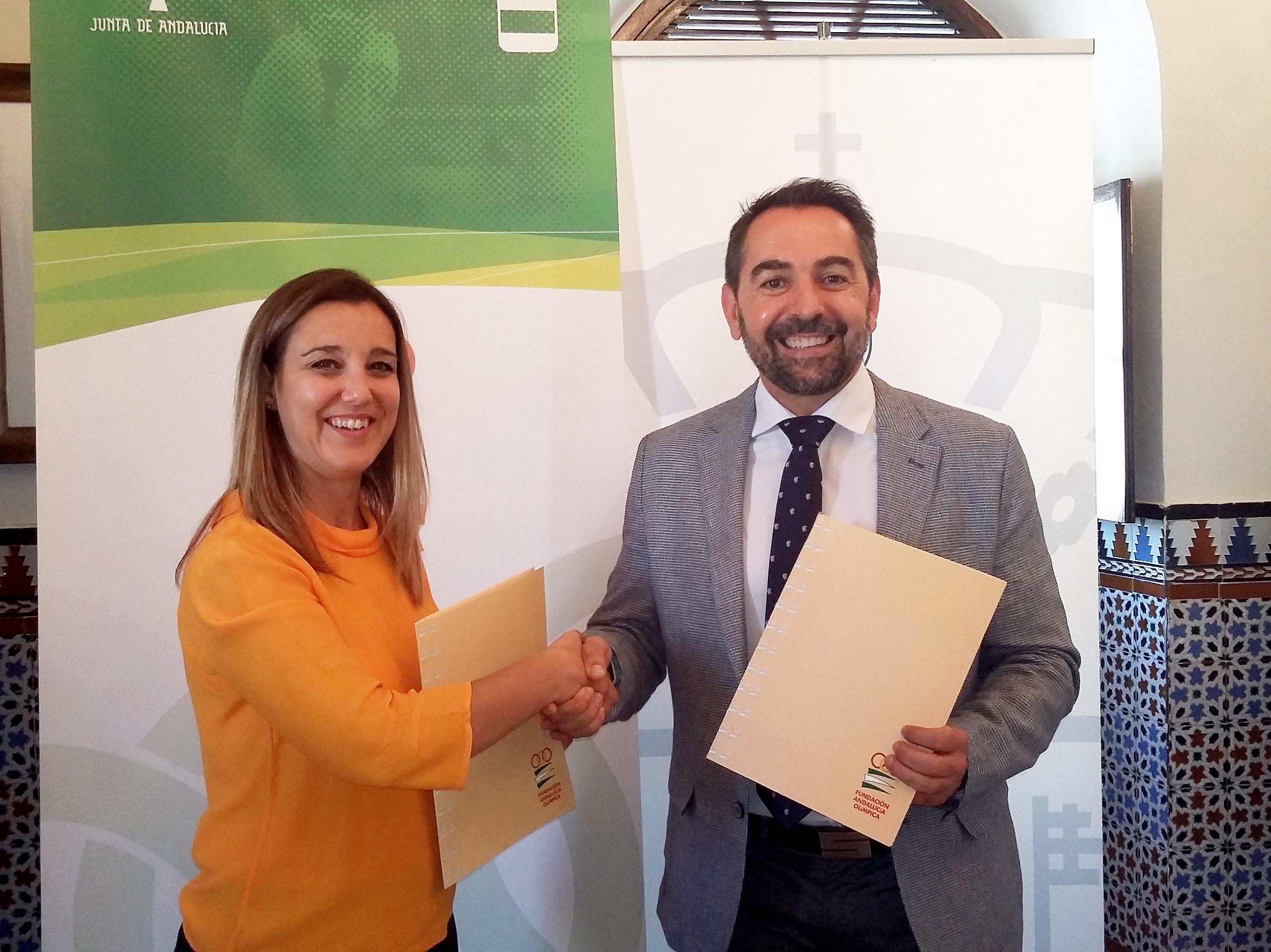 La Fundación y el Ayuntamiento de Alcalá de Guadaíra renuevan su convenio de colaboración