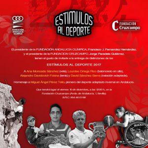 Alejandro Davidovich, Lourdes Ortega, Ana Moncada y David Sánchez, galardonados con los Estímulos 2017