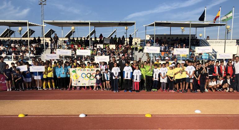 Olimpiada Escolar 2018