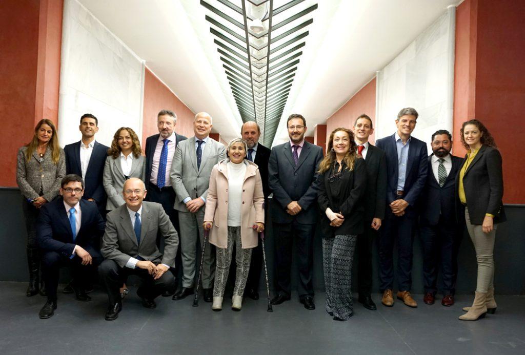 Patronato Fundación Andalucía Olímpica