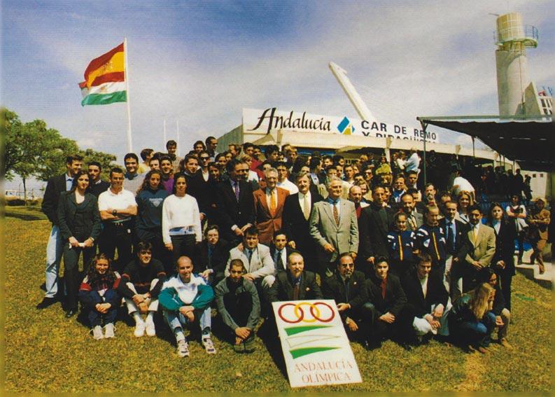 Creación del Plan Andalucía Olímpica