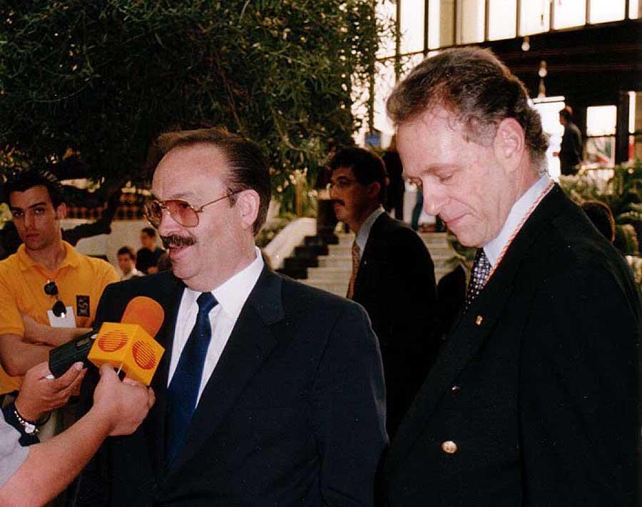 La Fundación Andalucía Olímpica coorganiza ACNO 98