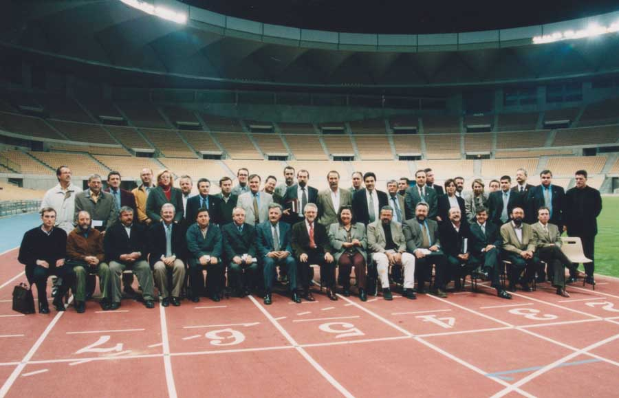 Constituido el Comité Institucional del Plan Andalucía Olímpica