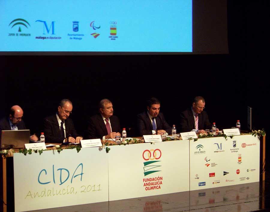 Andalucía fue de nuevo referencia mundial del deporte adaptado