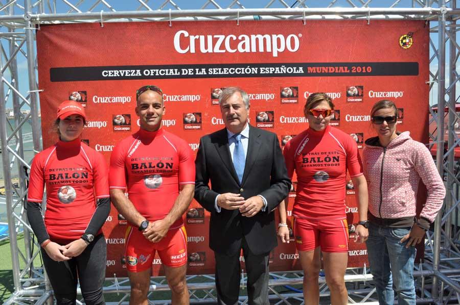 Andalucía Olímpica en el Desafío Cruzcampo