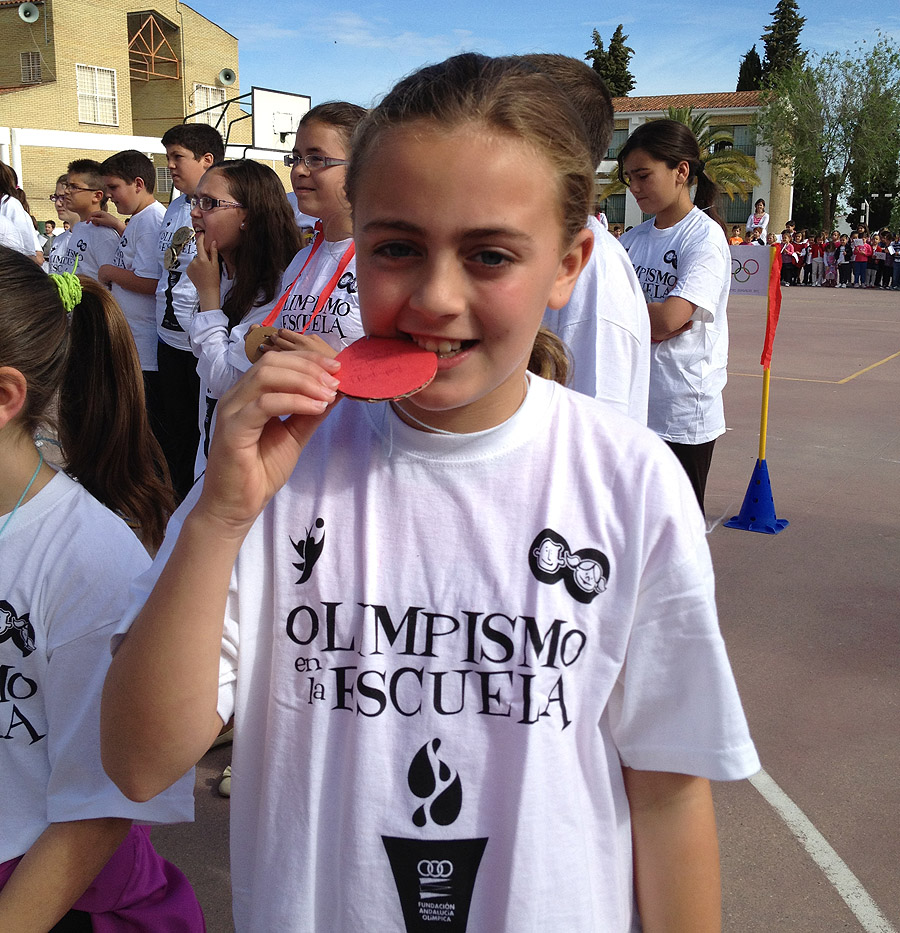 Olimpismo en la Escuela 2012