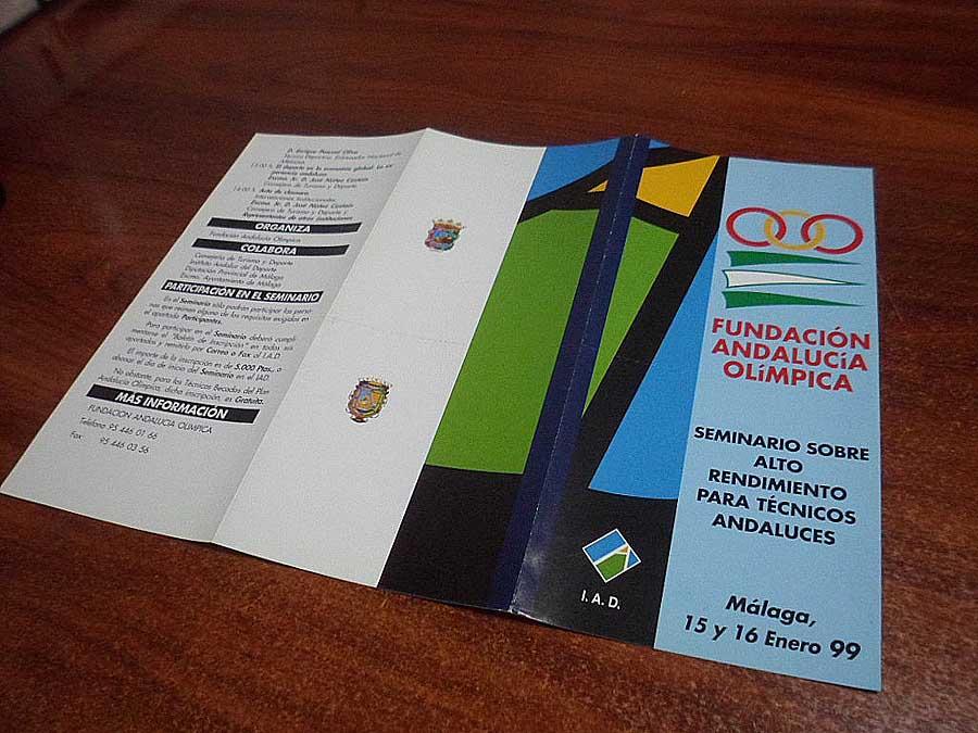Primeros seminarios de formación para técnicos andaluces