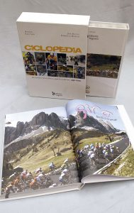 Portada de la publicación: Ciclopedia. Diccionario del Ciclismo Español Moderno (1990-2005)