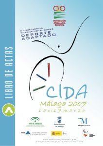 Portada de la publicación: Actas CIDA 2007