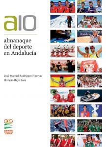 Portada de la publicación: Almanaque del Deporte en Andalucía