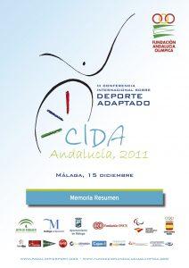 Portada de la publicación: Revista memoria resumen CIDA 2011