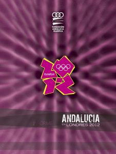 Portada de la publicación: Informe Andalucía en Londres 2012
