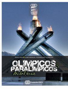 Portada de la publicación: Olímpicos y Paralímpicos Andaluces
