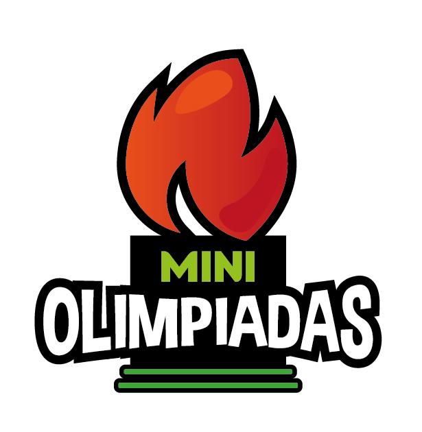 Logotipo miniolimpiadas