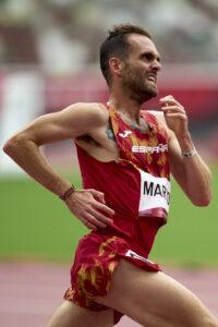 2021 Juegos Atletismo Martos 3000 obstaculos