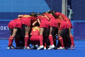 2020 Juegos Hockey España China