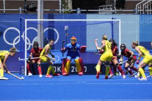 Tokio 2020 Hockey España Australia