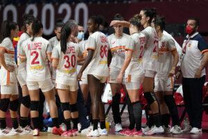 2021 Juegos Balonmano España Rusia