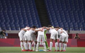2021 Juegos Futbol Espana Japon