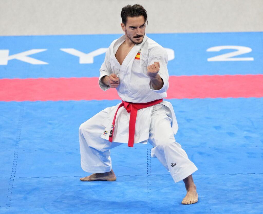 2021 Juegos Karate Quintero final