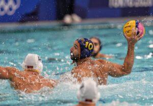 2021 Juegos Waterpolo Espana Hungria