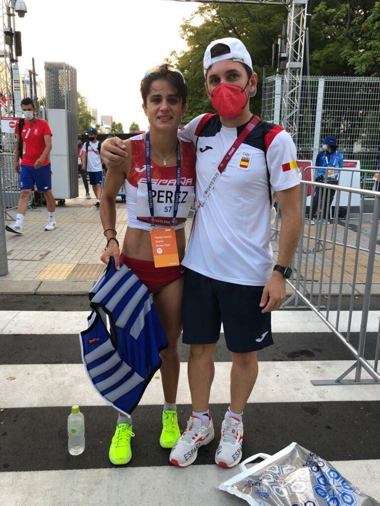 Maria Perez y Jacinto Garzon